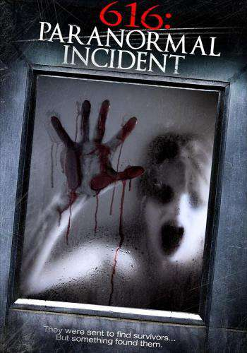 616: Paranormal Incident, Movie on DVD, Action Movies, Horror