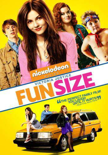 Fun Size, Movie on DVD, Comedy