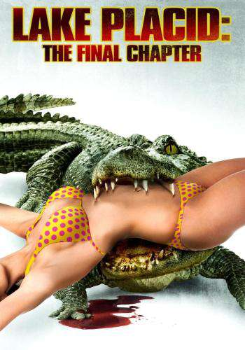Lake Placid: The Final Chapter, Movie on DVD, Action Movies, Horror