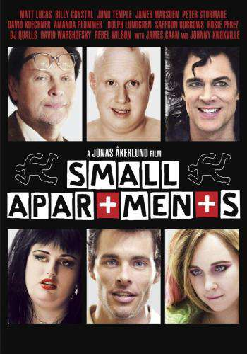Small Apartments, Movie on DVD, Comedy