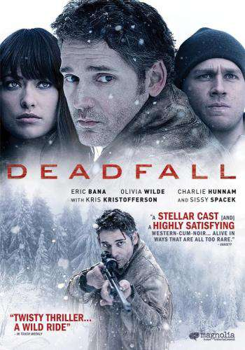 Deadfall, Movie on DVD, Action Movies, Suspense
