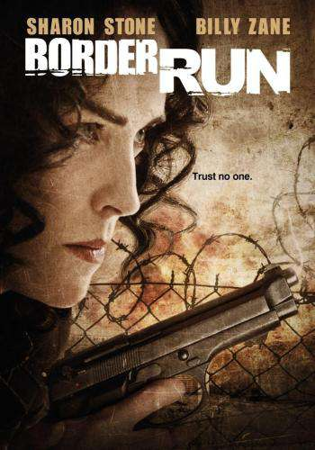 Border Run, Movie on DVD, Action