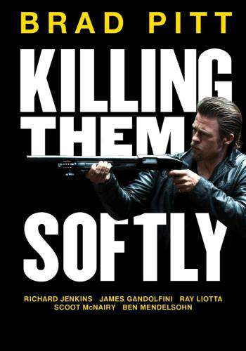 Killing Them Softly, Movie on DVD, Drama Movies, Suspense