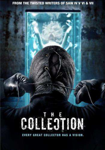 The Collection, Movie on DVD, Horror Movies, Action