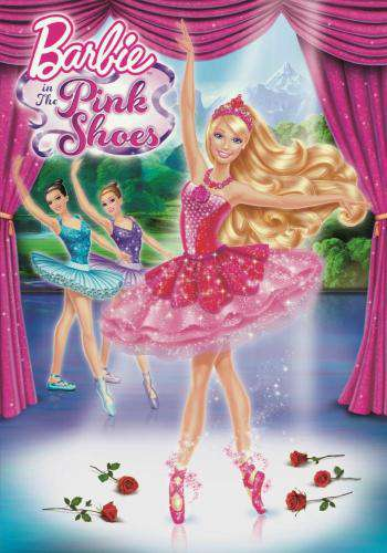Barbie: In the Pink Shoes, Movie on DVD, Family Movies, Kids