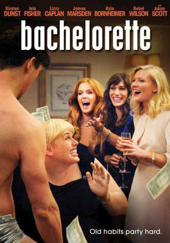 The Bachelorette, Movie on DVD, Comedy