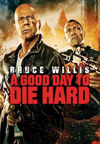 A Good Day to Die Hard, Movie on DVD, Action Movies, Adventure