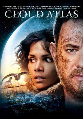 Cloud Atlas, Movie on DVD, Action Movies, Sci-Fi & Fantasy