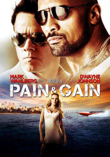 Pain and Gain, Movie on DVD, Action