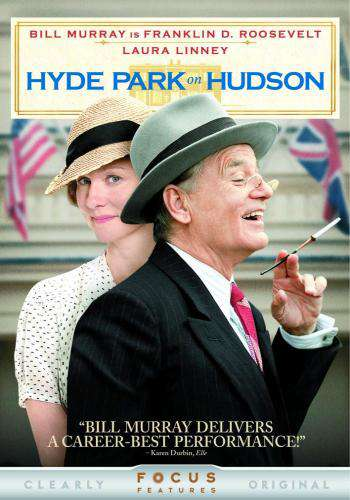 Hyde Park on Hudson, Movie on DVD, Drama