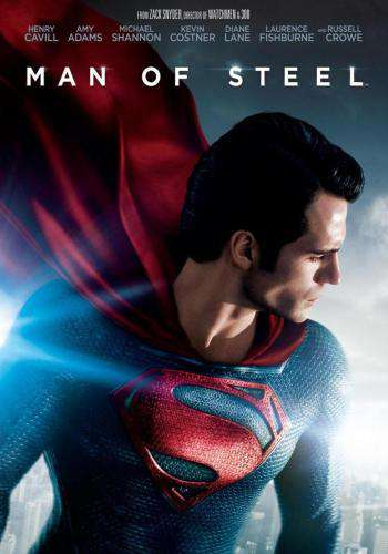 Man of Steel, Movie on DVD, Action Movies, Adventure