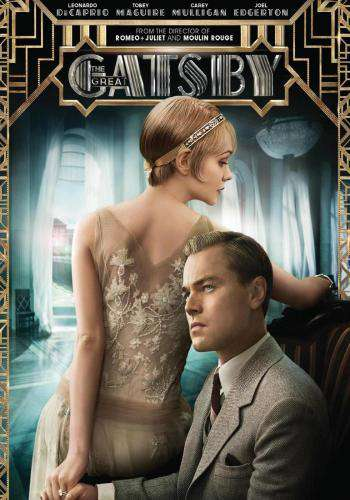 The Great Gatsby, Movie on DVD, Drama
