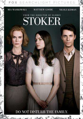 Stoker , Movie on DVD, Drama Movies, Horror Movies, Suspense