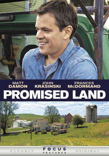 Promised Land, Movie on DVD, Drama