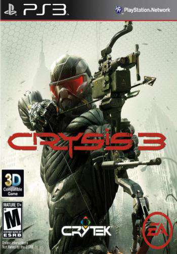 Crysis 3, Game on PS3, Shooter