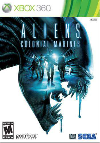 Aliens: Colonial Marines, Game on XBOX360, Shooter