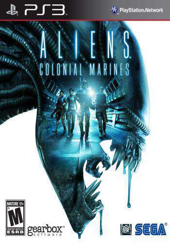 Aliens: Colonial Marines, Game on PS3, Shooter