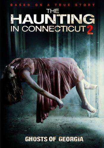 The Haunting In Connecticut 2: Ghosts of Georgia, Movie on DVD, Horror