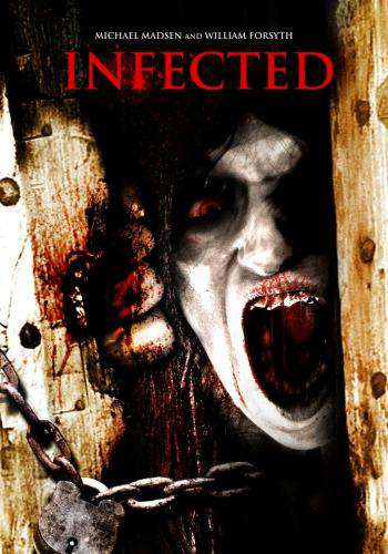 Infected, Movie on DVD, Horror
