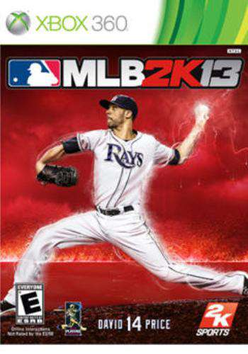 MLB 2K13, Game on XBOX360, Sports