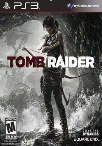 Tomb Raider, Game on PS3, Action