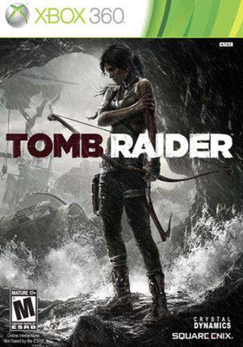 Tomb Raider, Game on XBOX360, Action