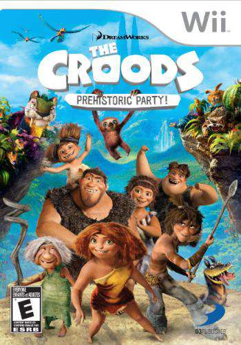 The Croods, Game on Wii, Music & Party