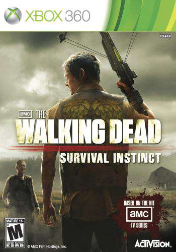 The Walking Dead: Survival Instincts (TV Series), Game on XBOX360, Action
