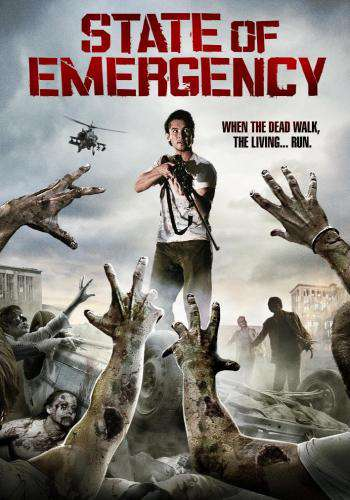 State of Emergency, Movie on DVD, Horror