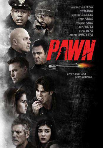 Pawn, Movie on DVD, Action