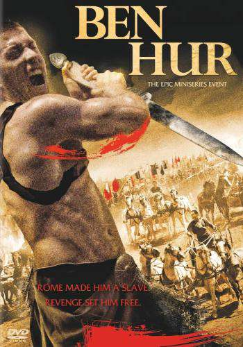 Ben-Hur (2013), Movie on DVD, Action