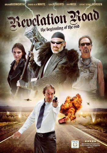 Revelation Road: The Beginning of the End, Movie on DVD, Action