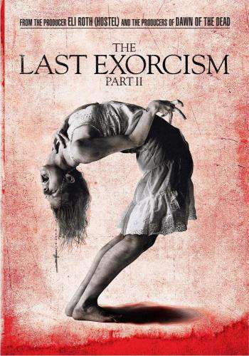 The Last Exorcism Part II, Movie on DVD, Horror