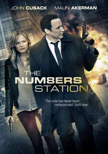 The Numbers Station, Movie on DVD, Action Movies, Adventure Movies, Suspense