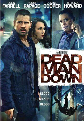 Dead Man Down, Movie on DVD, Action