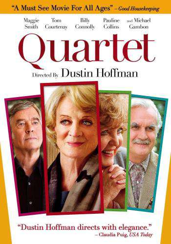 Quartet, Movie on DVD, Drama