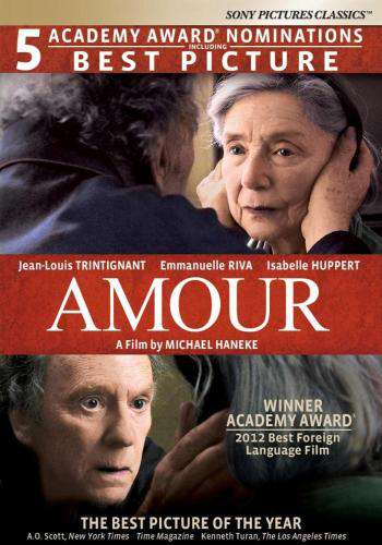 Amour, Movie on DVD, Drama Movies, Foreign