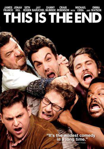 This Is The End, Movie on DVD, Comedy