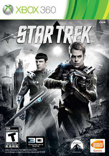 Star Trek, Game on XBOX360, Action