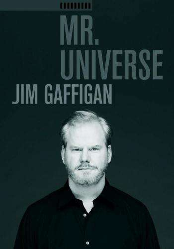 Jim Gaffigan: Mr. Universe, Movie on DVD, Comedy