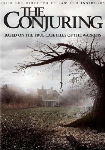 The Conjuring, Movie on DVD, Horror Movies, Suspense