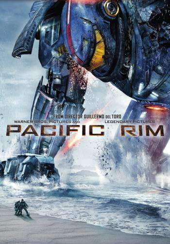 Pacific Rim, Movie on DVD, Action Movies, Sci-Fi & Fantasy