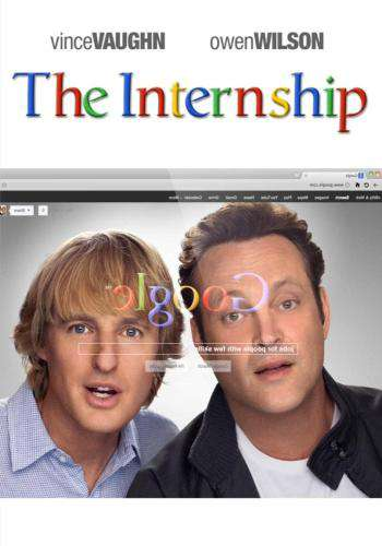 The Internship, Movie on DVD, Comedy