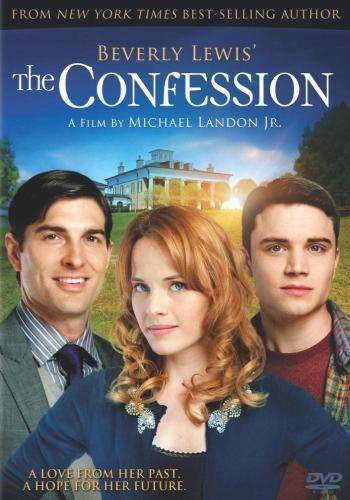 Beverly Lewis' The Confession, Movie on DVD, Drama Movies, Suspense
