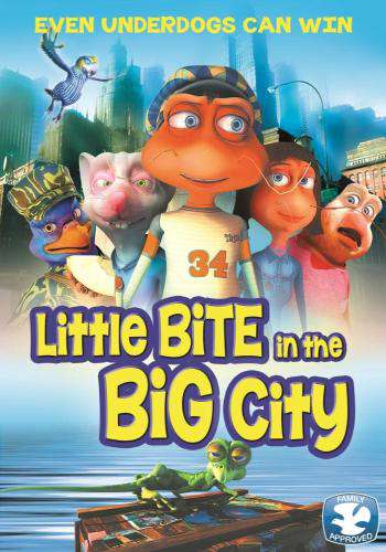 Little Bite in the Big City, Movie on DVD, Family Movies, Kids