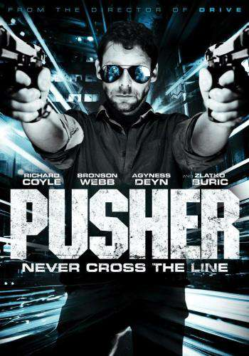 Pusher, Movie on DVD, Action