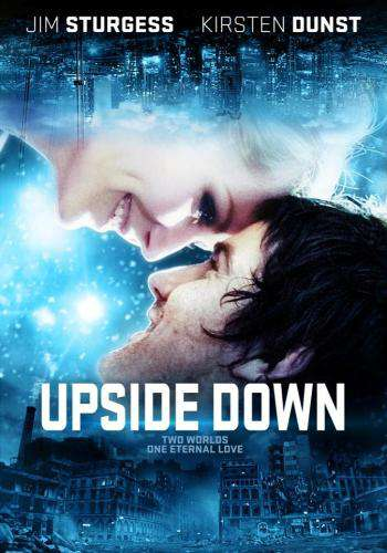 Upside Down, Movie on DVD, Action Movies, Sci-Fi & Fantasy Movies, Romance