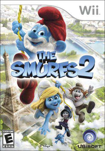 Smurfs 2, Game on Wii, Family