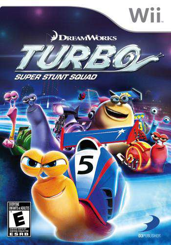 Turbo: Super Stunt Squad, Game on Wii, Family
