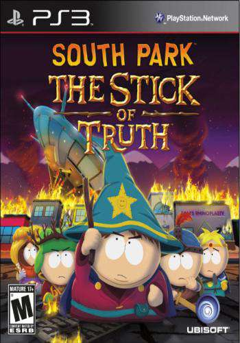 South Park: The Stick of Truth, Game on PS3, Action